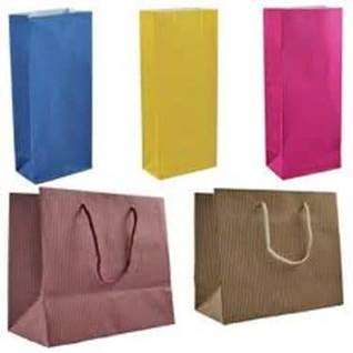 plain gift bags