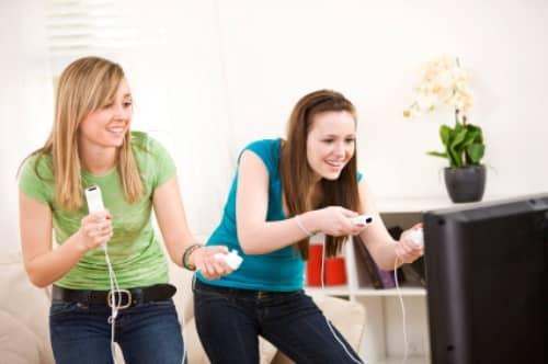 Teens Gaming