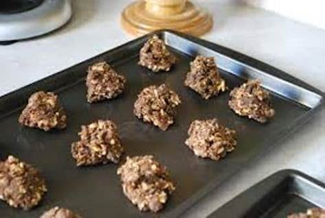 Sticking Cookie Sheets