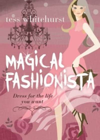 the magical fashionista book cover