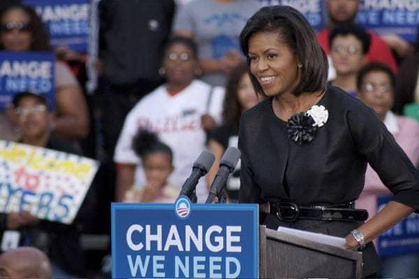 Michelle Obama speech