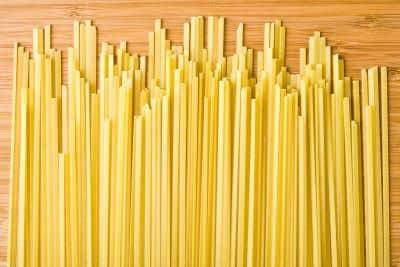 Uncooked Spaghetti Cover Photo