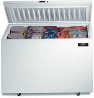 freezer cold