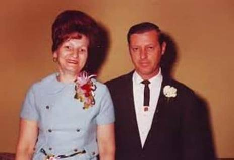 Nancy and Richard Trimmer