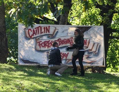 Bradley and Caitlin 2