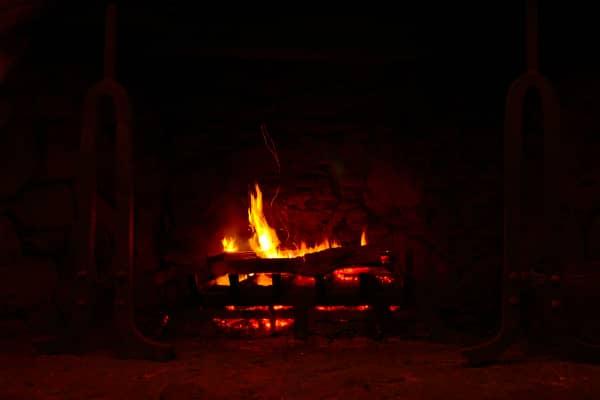 Grand Hearth Fireplace