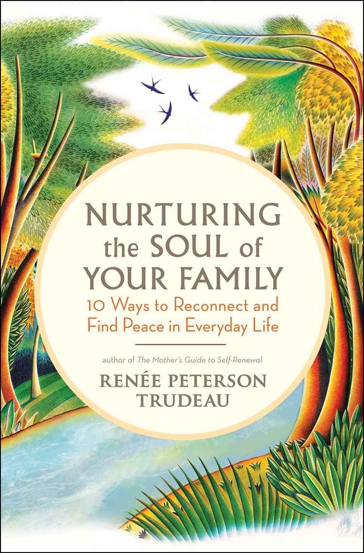 nurturing your family book cover