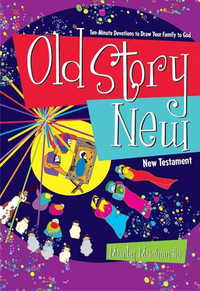 old story new testament book cover
