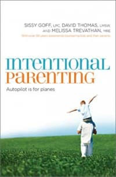 intentional parenting book cover
