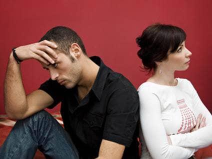 Toxic Relationships - Couple Fighting