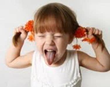 Toddler Throwing Tantrum