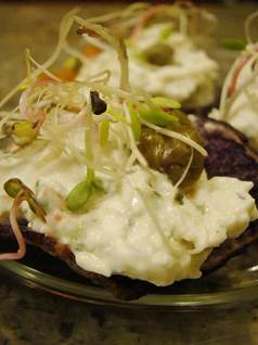 Artichoke Dip, Fingerfood Recipes