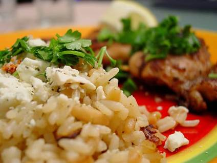 Rice Pilaf recipe, delicious rice pilaf