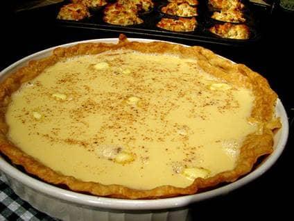 cheese custard recipe, mushroom sauce recipe