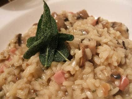 mushroom risotto recipe, mushroom risotto recipes, delicious side dish recipes