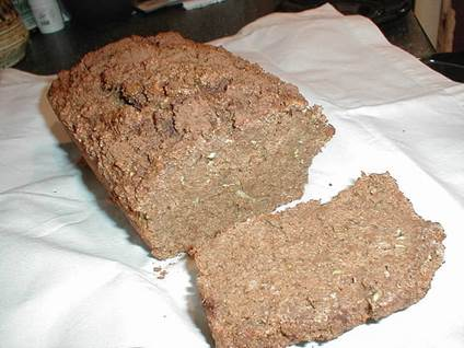 Zucchini bread recipe, what's zucchini bread, how to make zucchini bread