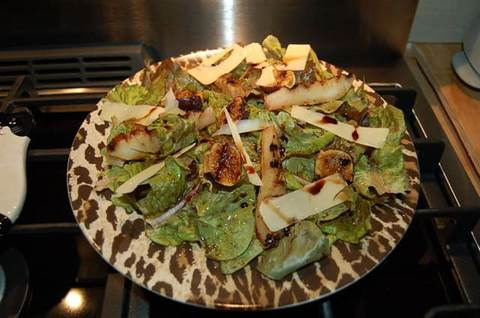 fig tree salad, salad recipe, salad recipes
