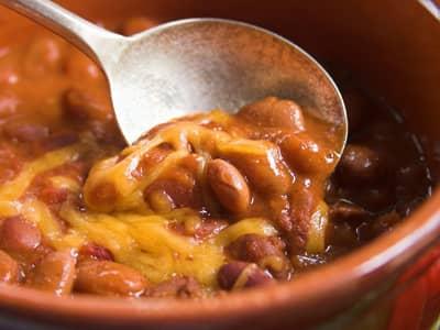 Comfort Food Recipes Chili