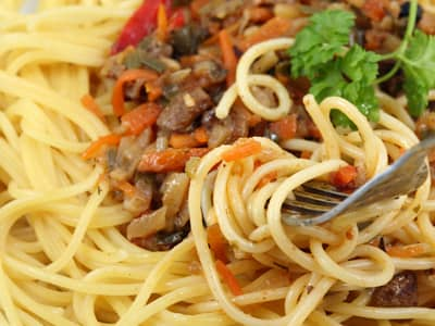 Comfort Food Recipes Spaghetti