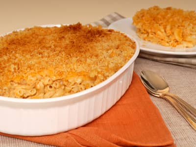 Comfort Food Recipes Macaroni and Cheese