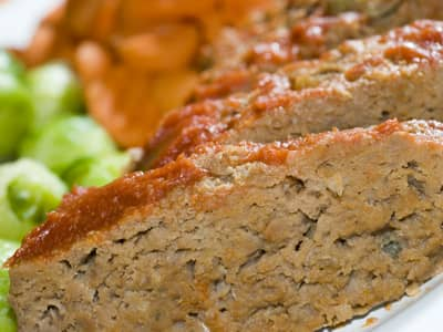 Comfort Food Recipes Meat Loaf
