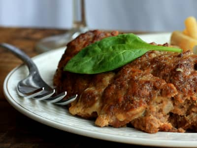 Comfort Food Recipes Meat Loaf