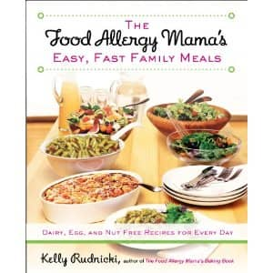 The Food Allergy Mamas Cookbook cover