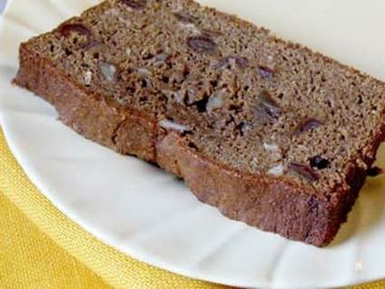 Banana Molasses Bread