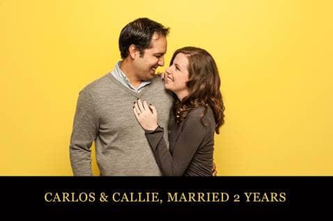Callie and Carlos