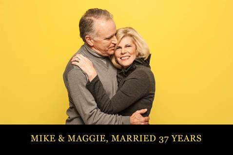 Maggie and Mike