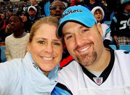 Jeff and Sarah