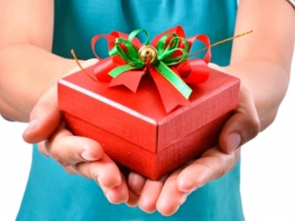 Подарки крупным клиентам