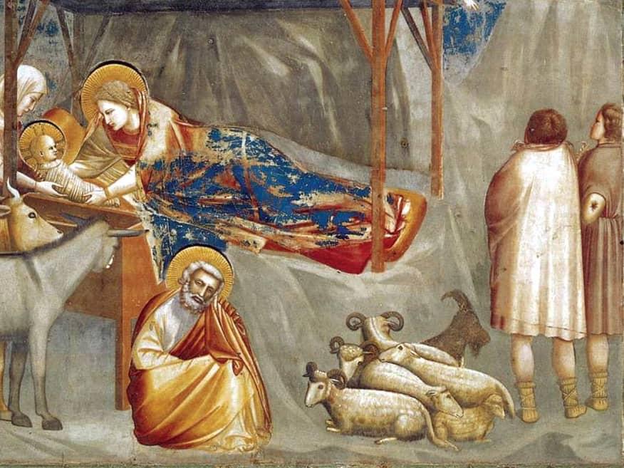 Baby Jesus In More Great Masterpieces Beliefnet