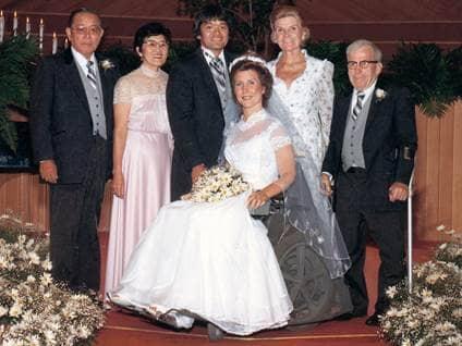 Image result for eareckson tada wedding