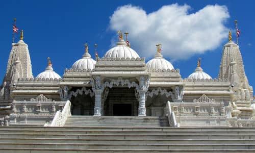hindu, temple, georgia