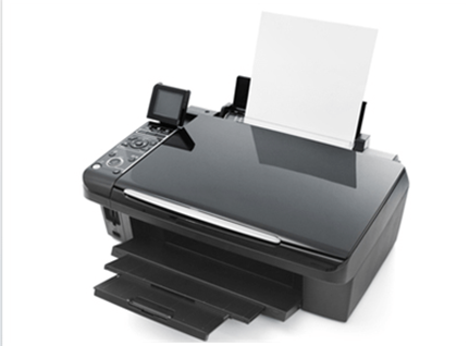 printer, computer, ink