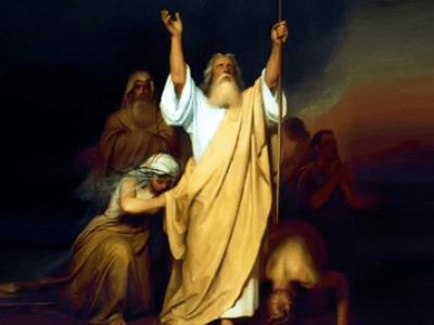 moses, 10 commandments, biblical figure