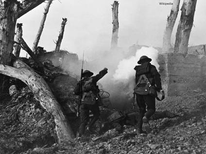 Western Front WWI