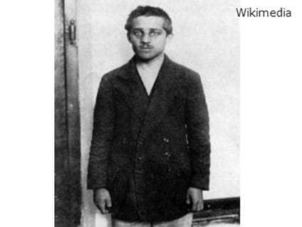 Gavrillo Princip WWI