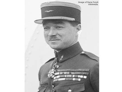 René Fonck WWI