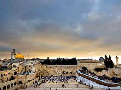 Western Wall, Temple Mount