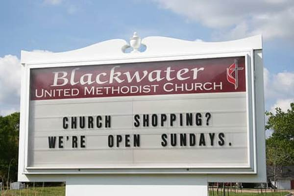 World\'s Best Church Signs! - Beliefnet