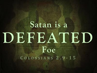 inspirational christian sayings satan beliefnet