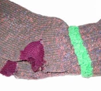 Have Holes in Socks?