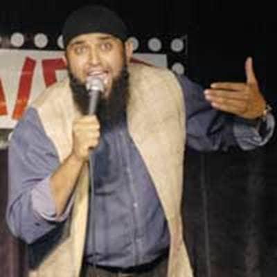 Azhar Usman Comedian