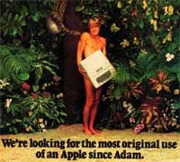 Apples Naked Spirituality