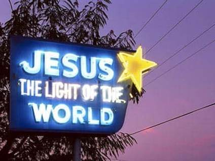Bible Road Signs of Faith in the American Landscape