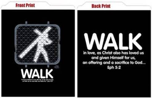 Crosswalk Catholic tshirt