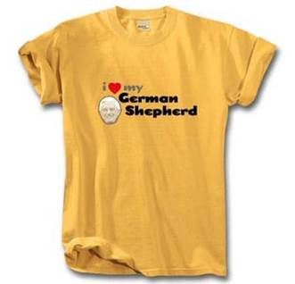 I Love My German Shepherd Pope Benedict Catholic tshirt