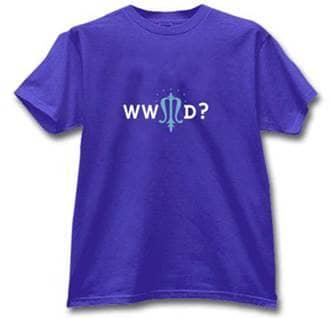 What Would Mary Do? Catholic tshirt